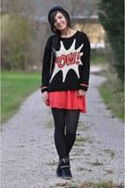 Primark sweater - Zara sneakers