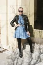 Blue Vintage