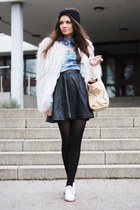 periwinkle lookbookstore coat