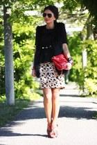 red Buffalo heels