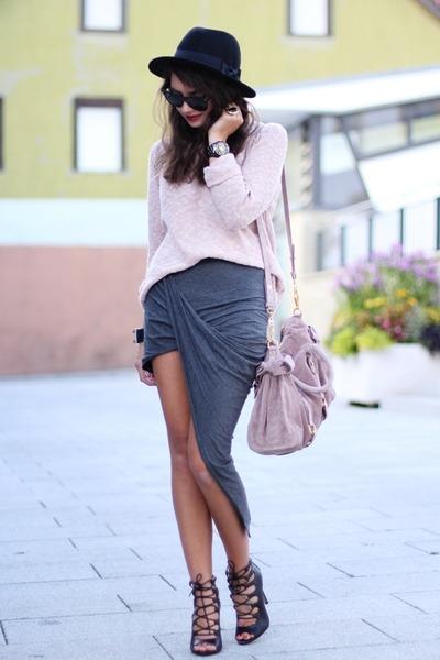 light pink Miu Miu bag