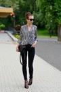 Black-topshop-jeans-black-chanel-bag-black-asos-heels-black-topshop-top
