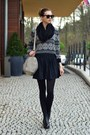 Black-vagabond-boots-black-chicwish-sweater-black-h-m-tights