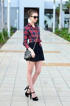 PLAID IN THE SUMMER