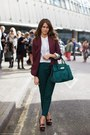 Teal-mulberry-bag
