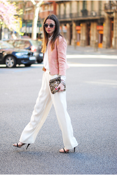 "White Zara Pants | ""Summer outfit"" by fashioninmysoul 