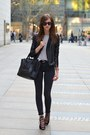 Black-topshop-jeans-black-sheinside-jacket-white-choies-shirt