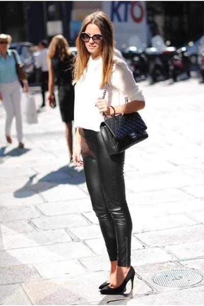Chanel Bag Black Black Chanel Bag