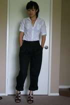H&M shirt - H&M pants - Michael by Michael Kors shoes