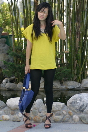 Phillip Lim top - Simply Vera by Vera Wang pants - Marc Jacobs purse - The Row j