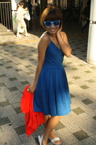 168 dress - 168 sunglasses - shoes - Paris Kids accessories - Forever21 jacket