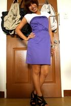H&M dress - Fuddyduddy shoes - H&M accessories - t-shirt