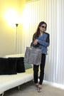 Gray-mimi-boutique-bag-blue-zara-jacket-blue-prada-sunglasses