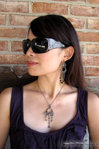 Dolce & Gabbana sunglasses - Mossimo blouse