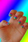 pink sally hansen accessories - blue sally hansen accessories - green sally hans