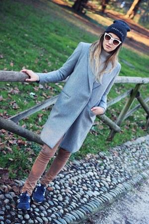 heather gray OASAP sweater