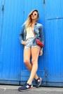 Ivory-h-m-sweater-sky-blue-zara-shirt-red-pieces-bag