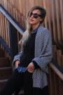 Blue-zara-shirt-black-zara-jeans-black-h-m-scarf