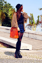 River Island bag - Jeffrey Campbell shoes - American Apparel sweater