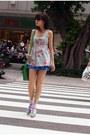 Cambridge-satchel-bag-h-m-shorts-h-m-socks-h-m-sandals-topshop-vest
