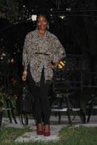 kimono cotton on cape - pixie pants Macys pants