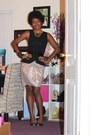 Peplum-topshop-top-shiny-asos-skirt