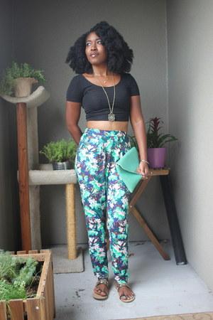 harem pants H&M pants