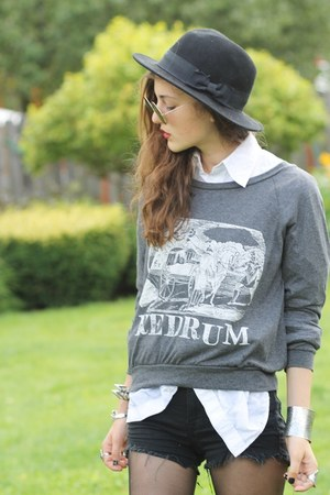 The orphans arms jumper