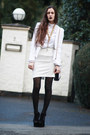 White-tweed-eastclothescom-jacket-bw-persunmall-bag-white-choiescom-skirt