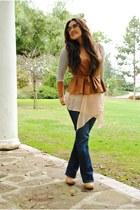 DivaNy vest - Joes Jeans jeans - Gap shirt