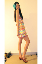 dress - Sportsgirl - Midas shoes