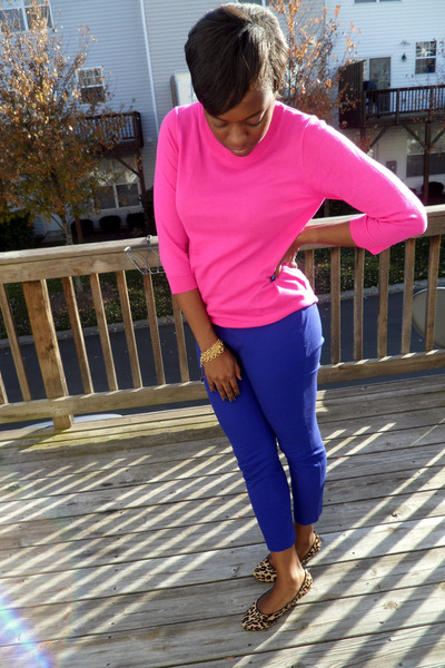 tippi sweater Jcrew sweater - minnie pants Jcrew pants