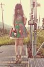 Camel-jeffrey-campbell-boots-olive-green-romwe-dress