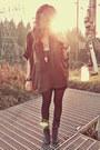 Vintage-boots-sugar-lips-apparel-shirt-forever-21-tights-chanel-bracelet