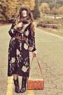 Black-vintage-boots-black-vintage-dress-silver-forever-21-scarf