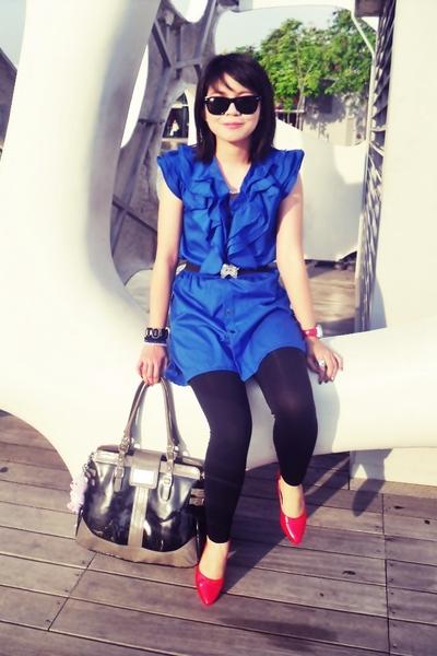 from Bugis Street top - Genevieve Gozum Philippines leggings - Dakra - Charles a