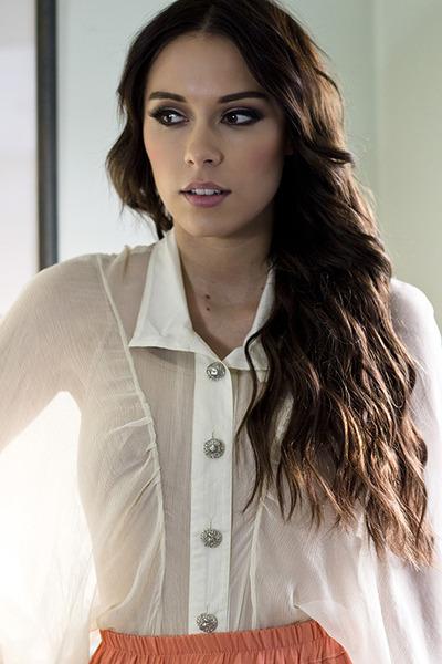 FAZANE MALIK blouse