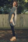 Gray-h-m-cardigan-black-h-m-top-black-wet-seal-jeans-beige-kors-by-michael