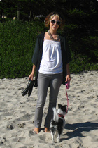 Forever 21 sweater - Wet Seal jeans - Classified shoes