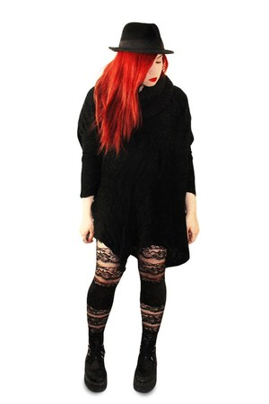 gothic lace Ebay leggings
