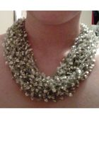 gray Macys necklace