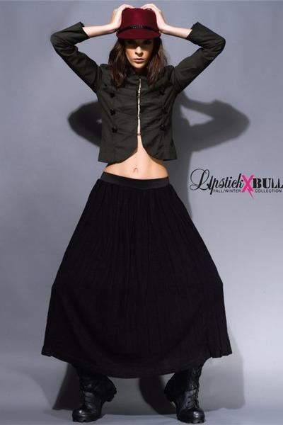 FEMMEX hat - FEMMEX jacket - FEMMEX skirt