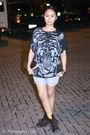 Black-mums-closet-blouse-blue-topshop-shorts-brown-mums-closet-belt-brown-
