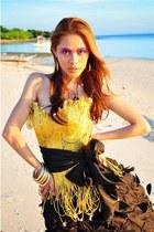 gold couture Jet Salcedo dress