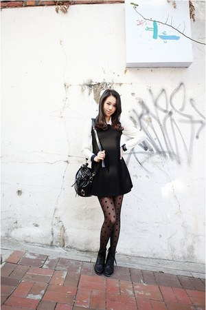black Filthy Magic dress