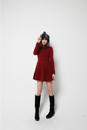 ruby red Filthy Magic dress