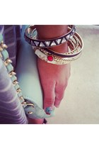 Forever 21 bracelet - Beya bracelet - Forever 21 bracelet - Forever 21 bag