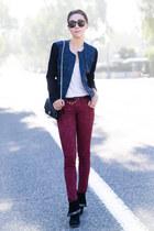 Cranberry+Tweed