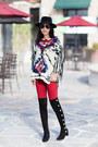 Valentino-boots-hudson-jeans-isabel-marant-cape