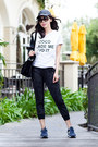 Sheinside-t-shirt-new-balance-sneakers